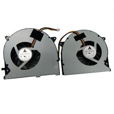 NEW CPU fan GPU cooling Fan for ASUS  G75 G75VW G75VX G75V CPU Cooler Fan