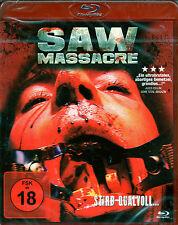 SAW MASSACRE - Blu Ray Disc -