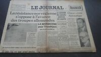 Newspapers The Journal N° 17359 Mardi 30 April 1940 ABE