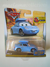 CARS Disney pixar SALLY carburetor roadtrip 2016 rara novità 1/55 mattel maclama