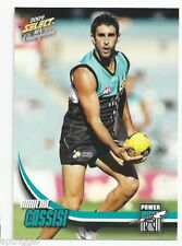 2009 SELECT DOM CASSISI PORT ADELAIDE POWER NEW champions Port Adelaide power