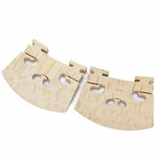 2×Maple Violin Bridge 4/4 T1