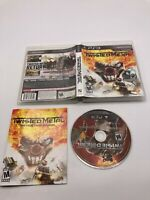 Sony PlayStation 3 PS3 CIB Complete Tested Twisted Metal