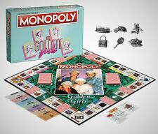 Monopoly The Golden Girls TV Board Game Characters Multiplayer Easter Gift WOW