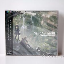 3 - 7 Days NieR Automata Original Soundtrack OST 3 CD Set Brand New from Japan