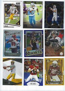 9 NFL Rookies; Josh Allen, D'Andre Swift, Jacob Eason, Tee Higgins, Sage Surratt