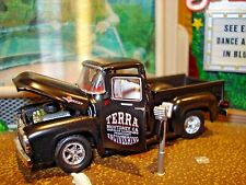 1956 FORD F-100 PICKUP TRUCK LIMITED EDITION TERRA ENGINEERING TRUCK 1/64 M2