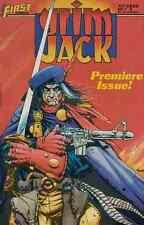 GRIM JACK #1-81 NEAR MINT COMPLETE SET 1984