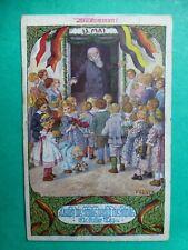 AK Pauli Ebner, Kinder, Schule, Deutscher Schulverein Nr. 931, ungel.