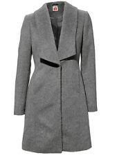 Woll-Mantel. Travel Couture by Heine. Grau. NEU!!! KP 149,90 € SALE%%%