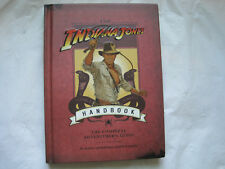 Indiana Jones Handbook-Complete Adventurer's Guide~HC~LBDAQ