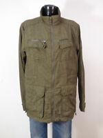 SCHÖFFEL Damen Jacke Gr 46 DE / Grau Grün Neuwertig  ( Q 5400 )