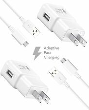 Samsung Galaxy S4 Active Charger Fast Micro USB 2.0 Cable Kit by TruWire {2 F...
