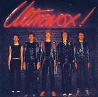 Ultravox! - Ultravox! (NEW CD)