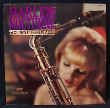 THE VISCOUNTS-Harlem Nocturne-Rock Instrumental Album-AMY REECORDS #8008