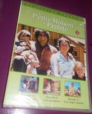 DVD LA PETITE MAISON DANS LA PRAIRIE - NUMERO 1 - 3 EPISODES - NEUF