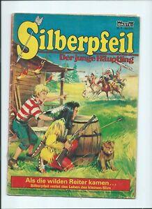 Silberpfeil Nr. 9 Erh. 2-3 Bastei Vlg. Comic