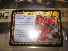 HARRY POTTER TRADING CARD GAME TCG RAINY-DAY MATCH 80/140 PROMO MOVIE SEALED