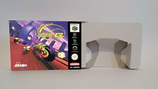 Extreme G - repro box with insert- N64 - PAL REGION - HQ !!