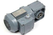 SEW EURODRIVE WA20/T DR63L4/TF Getriebemotor 0,25kW IP54 i=10,25 127U/min