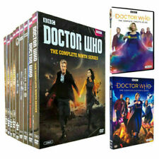 Doctor Who: Complete Series, Seasons -1-12,Dvd Set, shipping is free.