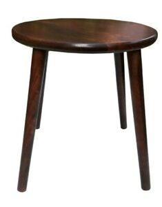 Wood Coffee Table Hand Crafted Wood Furniture Folding Leg Home Decor Tables