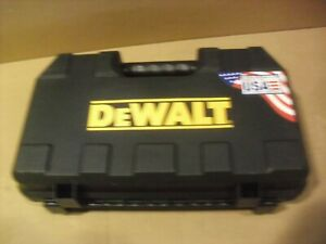 Dewalt Case For Model DCF887M2 Impact Driver