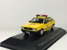 ixo 1:43 Volkswagen Gol Companhia de Engenharia de Trafego SP diecast car model