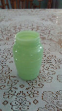 Vintage Fire King Jadeite Salt or Pepper Shaker Jadite Good Condition no lid