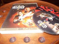 Star Wars Episodio I - La Minaccia Fantasma ( Ep 1 ) Box 2 Dvd ..... PrimoPrezzo