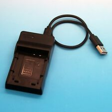 Micro USB Battery Charger for Olympus Tough TG-810 TG810 Tough TG-820 TG820 New