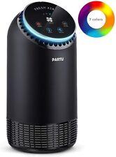 Partu Silent Hepa Air Purifiers - Black Bs08