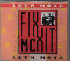 MC Fixx It-Lets move 3 inch cd maxi single incl adapter