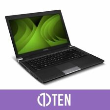 Toshiba Tecra R840 14 Intel i5 3.20GHz 4GB 320GB HDD Notebook Laptop Win10 Cheap