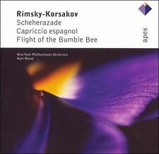 Rimsky-Korsakov: Scheherazade; Capriccio espagnol; Flight of the Bumble Bee, New