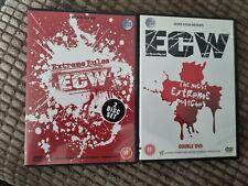 WWE ECW Wrestling Extreme Rules Extreme Matches Bundle DVD