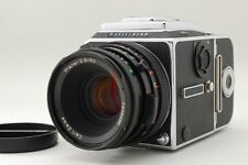 【MINT】 Hasselblad 503CX Body, A12 Film Back, Planar 80mm CF Lens from Japan #r19
