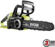 Ryobi Cordless Chainsaw ONE+ 12in. 18-Volt Lithium-Ion Battery Charger Included