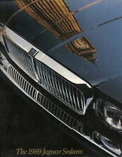 1989 Jaguar sedáns Catálogo: XJ6, Vanden Plas, xj-6