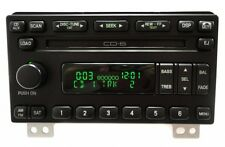 FORD Expedition Mustang Explorer Satellite Radio Stereo 6 Disc Changer CD Player