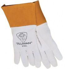 "Tillman 25B SMALL TIG Welding Gloves Premium Deerskin Leather w/ 4"" Cuff 1 Pair"