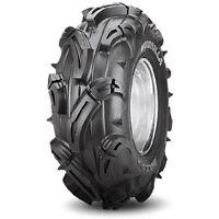 Set of 4 Maxxis Mudzilla ATV UTV Tires Front AT25X8-12 Rear AT30X11-14 6Ply