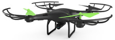 Flying Drone Quadcopter Archos U42 Transmission WiFi Black HD Video 360 NEW