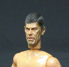 CUSTOM HEAD JAMES COBURN Esc1/10 (175mmBody) FOR MADELMAN / MEGO