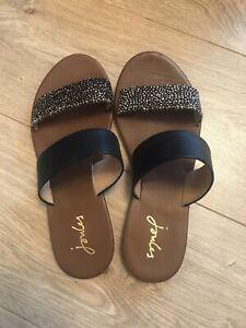 joules sandals size 5