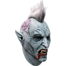 Bloody Punky Vampire Punk Latex Mask Halloween Horror Adult Size