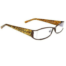+1.75 Diopter Eschenbach Private Eyes Reading Glasses - Tigerlilly