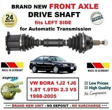 Para VW Bora 1.8t 1.9tdi 2.3 V5 1998-2005 1x Nuevo Eje Delantero Izqdo.
