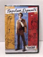 Napoleon Dynamite (DVD, 2009, Full Frame/Widescreen) New Sealed