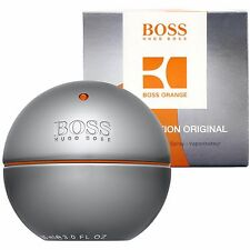HUGO BOSS Orange in Motion Original eau de Toilette uomo 90ml Zerstäuber blister